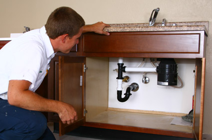 Plumbers near you can help you fix a clogged kitchen in Sun City, AZ, today.